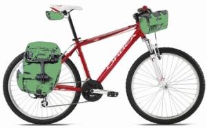 Orbea Tuareg cicloturismo camino de santiago