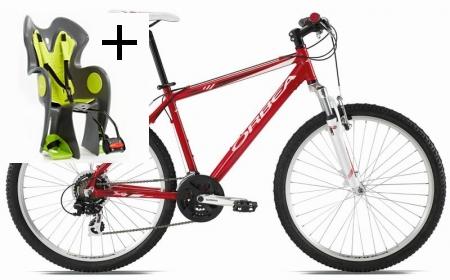 Bicicletas de alquiler alquiler de bicicletas para el camino de santiago - Silla portabebes bicicleta ...