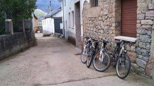 alquiler de bicicletas en babia