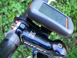 GPS para bicicleta