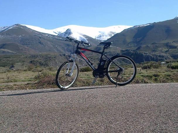 camino de santiago en bicicleta eléctrica