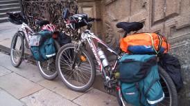 rentar bicis para camino santiago Burgos