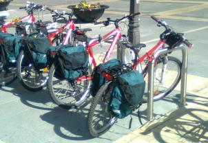renta de bicicleta camino santiago leon astorga ponferrada