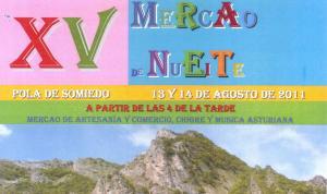 Mercao de Nueite en Somiedo Asturias