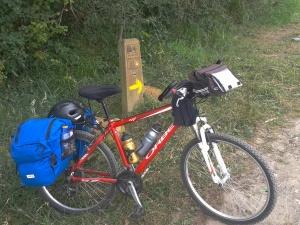 super oferta del mes alquiler de bicicletas camino del norte