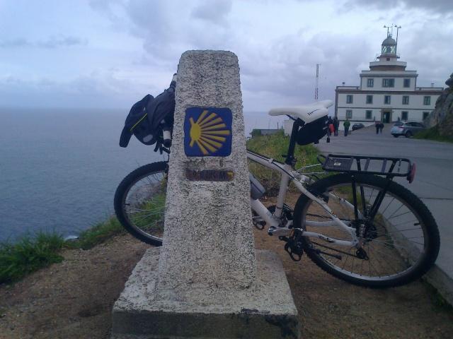 Bicicleta Fisterra Muxia