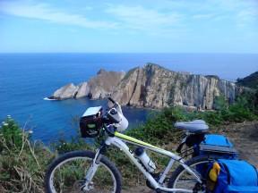 alquiler de bicicletas playa del silencio bikenbabia