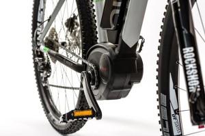 Bicicleta de montaña eléctrica e-bike